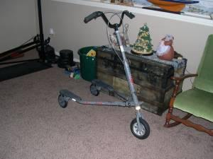 3-Wheel Trikke - $125 (Glen Allen)