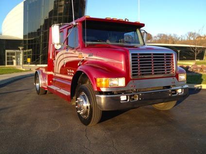 International 4700 Hauler For Sale In Urbandale Iowa