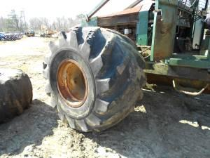 30 5, 28L, 26 5 and 44 Skidder Tires - $999 (Raleigh, NC)