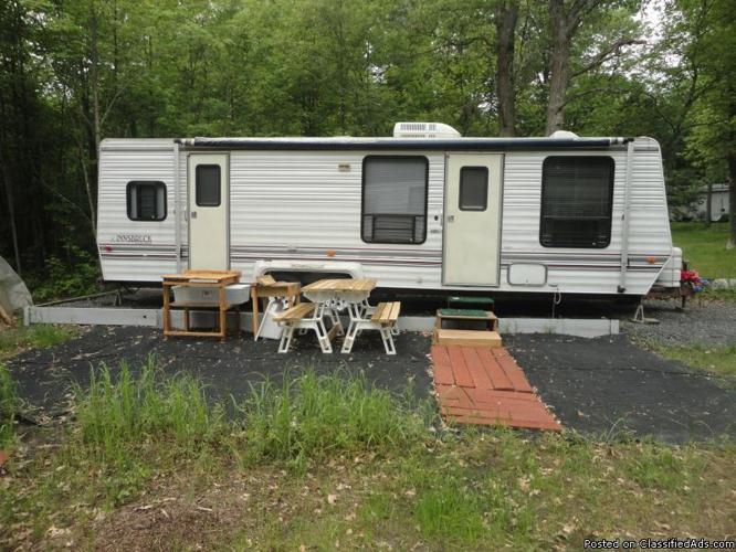 30 ft 1994 innsbruck travel trailer for sale in ashley