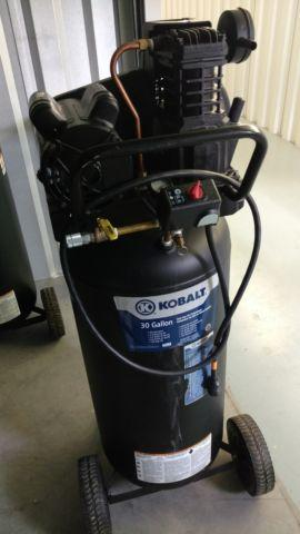 30 Gallon Kobalt Air Compressor For Sale In Stephens City