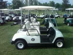30+ GOLF CARTS FOR SALE CLUB CAR AND YAMAHA GAS AND