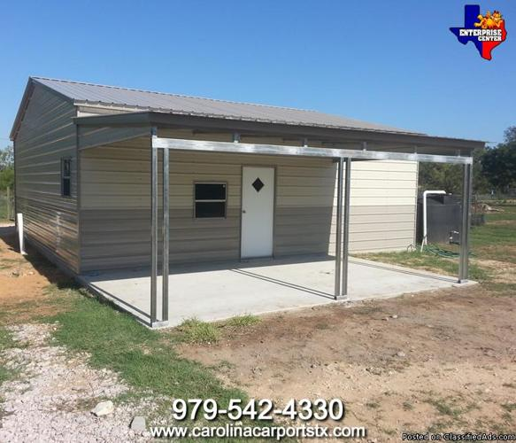 30 X 31 Commercial Garage In Giddings Texas Classified