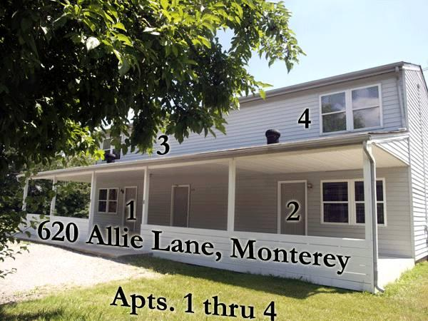 1br 1 bedroom apartment for in monterey for rent in