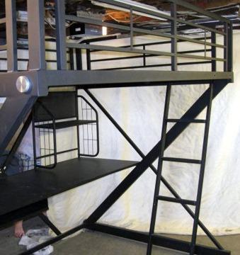 full queen loft bed for sale in scranton pennsylvania classified. Black Bedroom Furniture Sets. Home Design Ideas