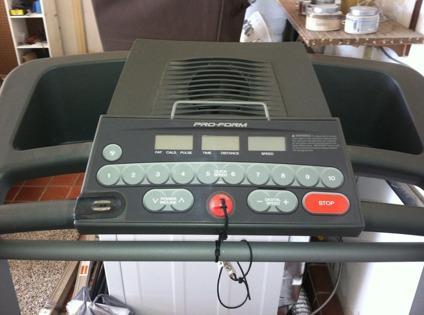 precor for treadmill gym