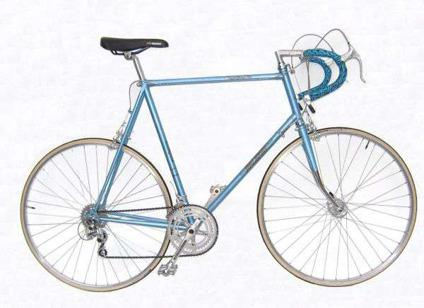 $300 Raleigh Super Grand Prix Touring Bicycle Road Bike
