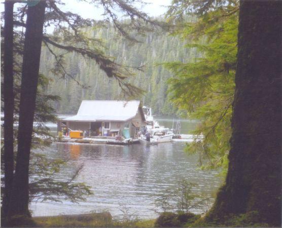 2br 1200ft 178 Thorne Bay Alaska Float House For Sale
