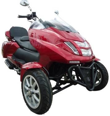 300cc Tornado Trike Moped Scooter