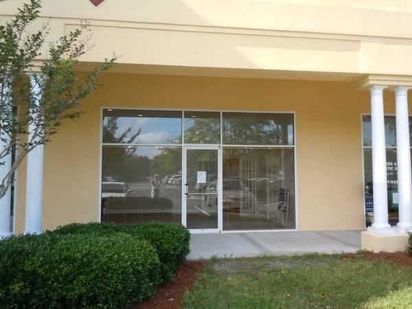 300ft² - Office Space w/ Storefront Exposure