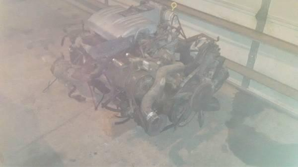 302 Ford engine 54,000 miles - $150