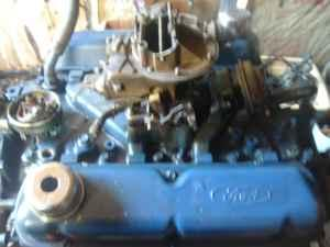 302 motor - $200 eden