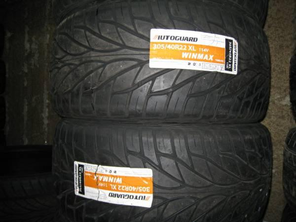 305 40r22 305 40 22 set of 4 new tires chevy tahoe ford f150 22 for sale in ellijay georgia classified americanlisted com tires chevy tahoe ford f150
