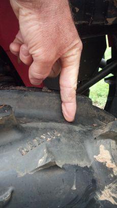 30in  Mudzilla atv tires - $500 (Vicksburg )
