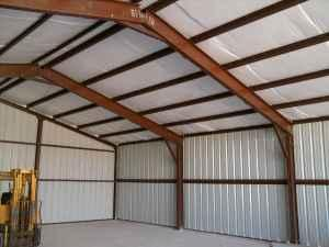 30x50x10 all steel building, many sizes - $9482