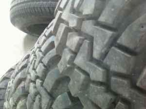 mud terrain tires evans for sale in augusta georgia classified. Black Bedroom Furniture Sets. Home Design Ideas