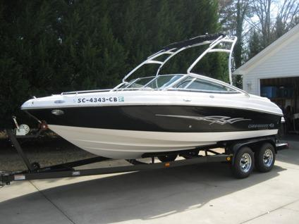 2008 Chaparral 204 SSI Boat for Sale in Anderson, South ...