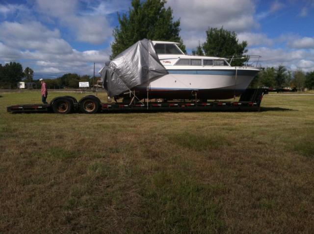 31u0027 Cabin Cruiser W/2 Outboard Motors   Ocean Going