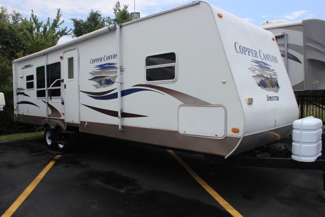 31 Ft Copper Canyon Travel Trailer For Sale In Orlando