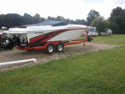 $32,000 2000 Checkmate Convincor- 27 ft. & Trailer-