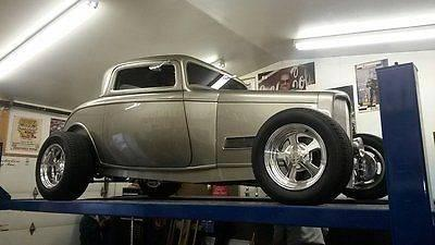 32 Ford 3 Window Coupe Hi Boy Hot Rod 1932 Street Rod For