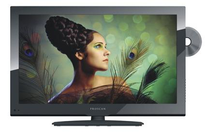 32-Inch HDTV w/ Built-In DVD Player For Sale