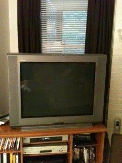 32 inch Sony Trinitron TV for Sale in Lexington, Kentucky Classified