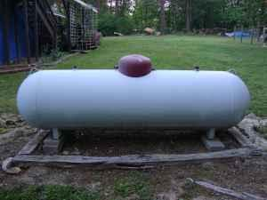325 Gallon Propane Tank - $400 (crossville)