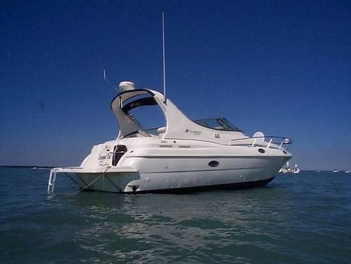 33'4 Cruisers Yachts 3075 Rogue 1999 for Sale in Erie ...