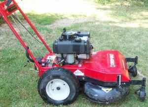 33 Quot Troy Built Walk Behind Mower For Sale In Rochester