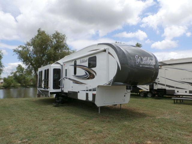 333mk Wildcat By Forest River For Sale In Midland Texas