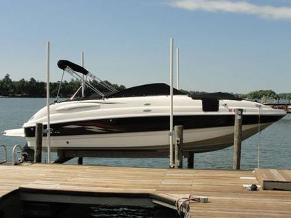 2005 chaparral 254 sunesta deck boat 5 7l for sale in mooresville north carolina classified. Black Bedroom Furniture Sets. Home Design Ideas
