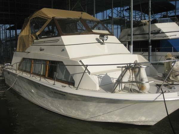 34 1978 Carver 3396 Mariner For Sale In Rogers Arkansas