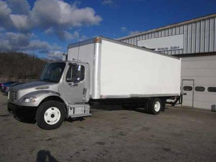 2007 Freightliner M 2 24 Foot Box Truck For Sale In Mesa