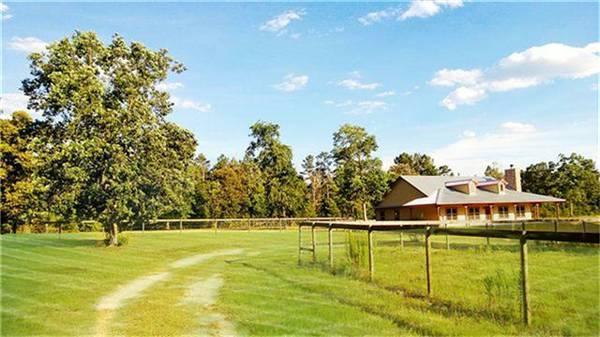 Beautiful East Texas Owner Financed Properties