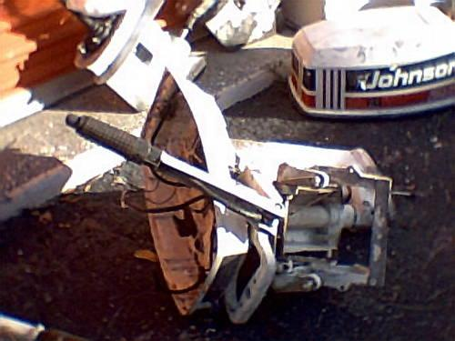 35 hp Johnson Evinrude Parts-15, 20, 25 conversion,