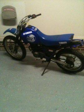 2001 yamaha ttr225 dirt bike clayton for sale in durham north carolina classified. Black Bedroom Furniture Sets. Home Design Ideas