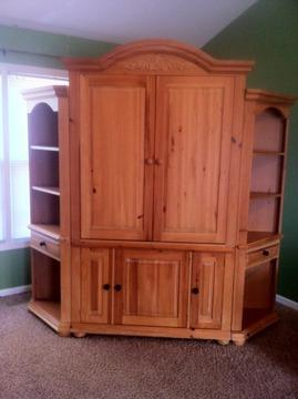 Obo Broyhill Quot Fontana Quot Armoire Entertainment Center For