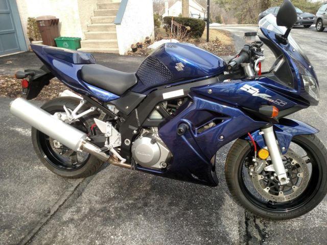 $3500 SV 1000 S Suzuki 2006