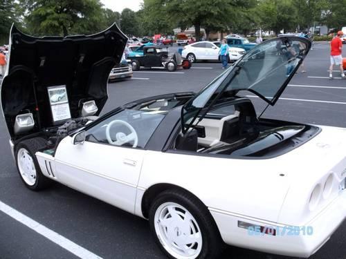 35th anniversary chevrolet corvette for sale in north augusta south carolina classified. Black Bedroom Furniture Sets. Home Design Ideas