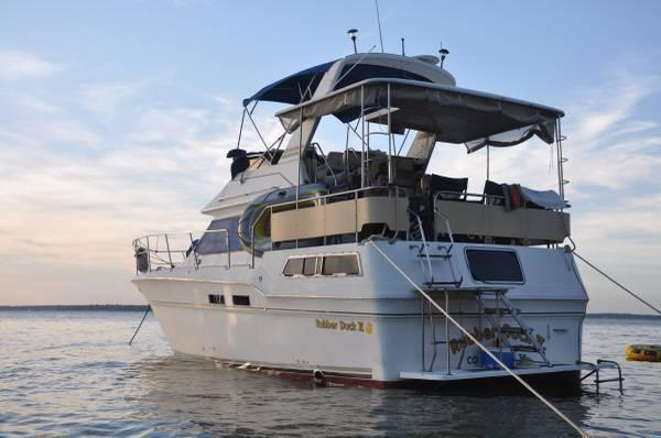 36 1983 Sea Ray 355 Aft Cabin For Sale In Camilla Texas
