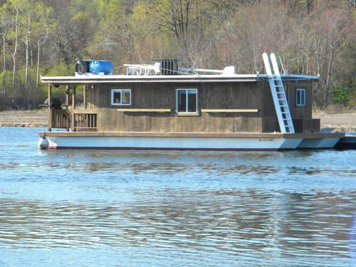 36 39 5 homemade houseboat 1998 for sale in seabrook new hampshire classified. Black Bedroom Furniture Sets. Home Design Ideas