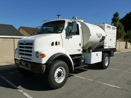 Used sewer jet trucks for sale