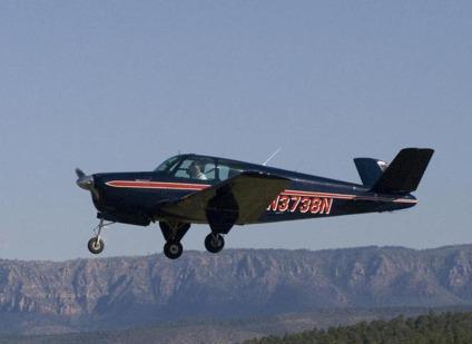 $36,950, 1947 Beechcraft Bonanza BE-35