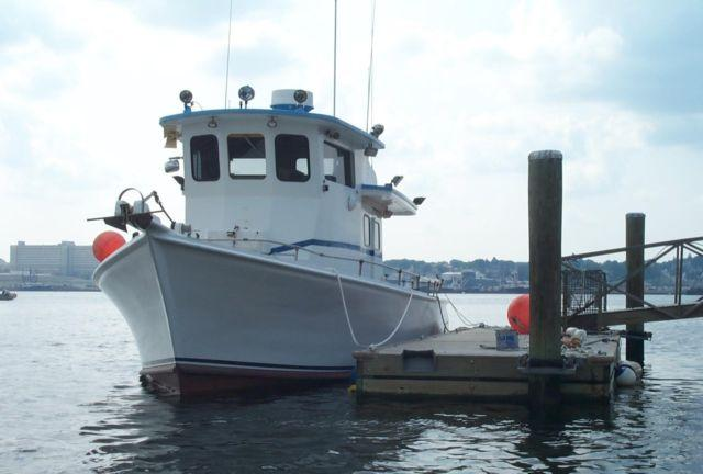 36' Custom Tuna/Charter Boat (Commercial or Recreational)
