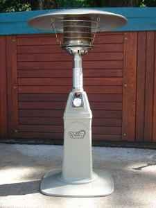 36 Quot Patio Table Top Heater By Chill Chaser Marcola Or