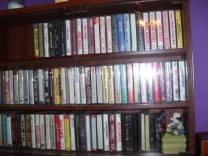 36 YEARS COLLECTION OF CASSETTE TAPES - $80 BARDSTOWN KY