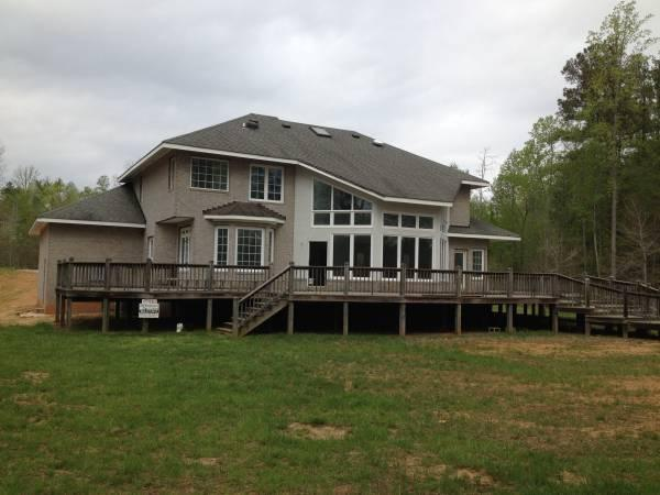 4br 3000ft 3000 sq ft lakefront house on 8 acres 3000 square foot homes