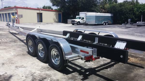 36ft float on trailer new for sale in vero beach