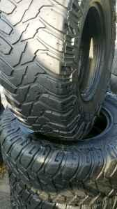 37X12.50R17 Cooper Discoverer STT MT set of four used tires - (TULSA) for Sale in Tulsa ...